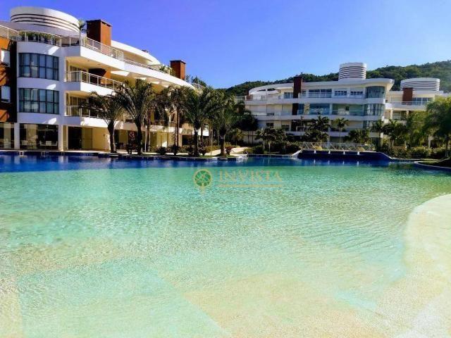 Excelente cobertura no marine resort