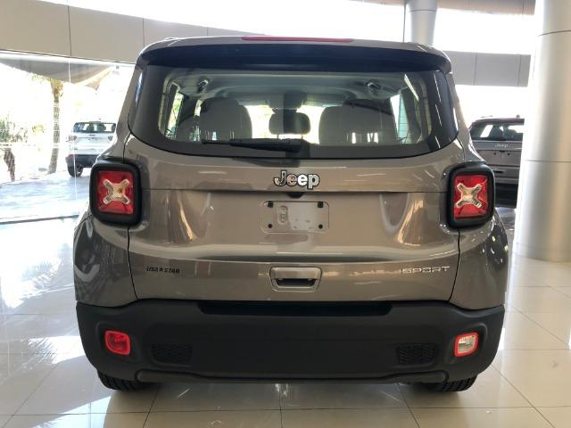 Jeep Renegade Sport 1.8 AT 2020 - Foto 3
