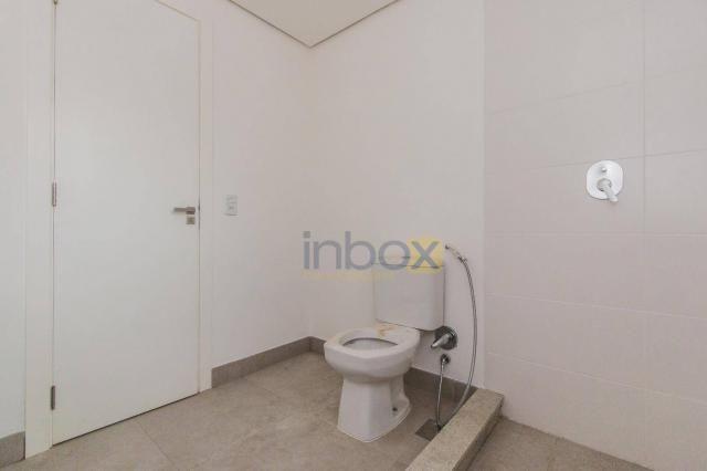 Lindo apartamento 3 suítes semi mobiliado com 116m privativos - Foto 19