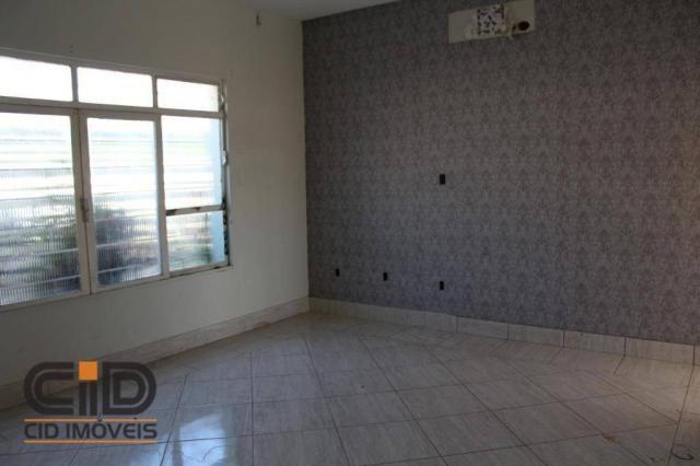 Sobrado comercial para alugar, 450 m² por r$ 4.000/mês - centro norte - cuiabá/mt - Foto 5