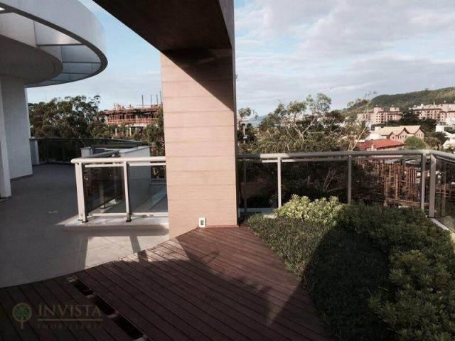Cobertura residencial à venda, jurerê internacional, florianópolis. - Foto 15