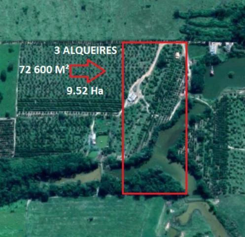 Chácara 3 Alqueires (72600m²) - Foto 2