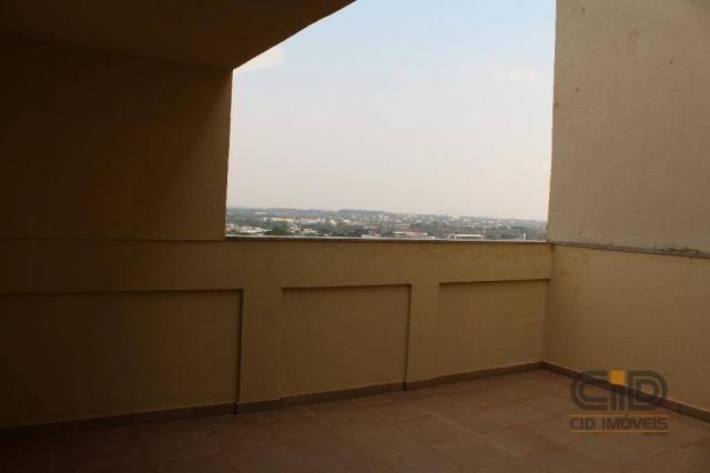 Apartamento duplex com 3 dormitórios para alugar, 108 m² por r$ 1.800/mês - goiabeiras - c - Foto 20