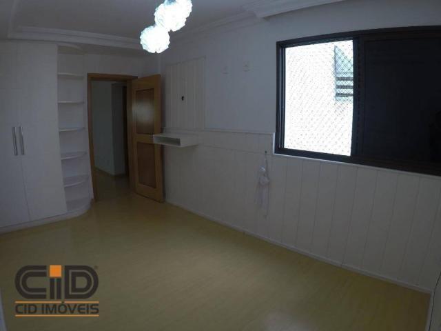 Apartamento para alugar, 260 m² por r$ 3.000,00/mês - duque de caxias i - cuiabá/mt - Foto 16