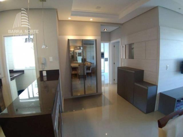 Apartamento mobiliado com 2 dormitórios à venda - ingleses - florianópolis/sc - Foto 5