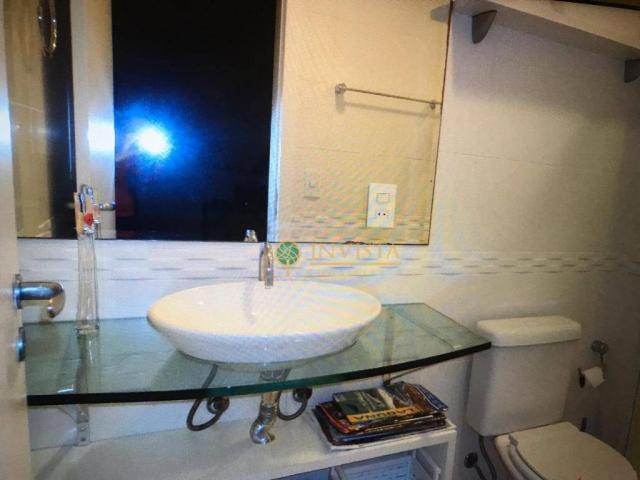 Amplo apartamento de 3 dormitórios sendo 2 suítes no Jurerê Internacional - Foto 7