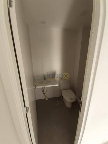 Ótimo apartamento de 1 dormitório para alugar, 42 m² por R$ 1.800/mês - Central Parque - P - Foto 9
