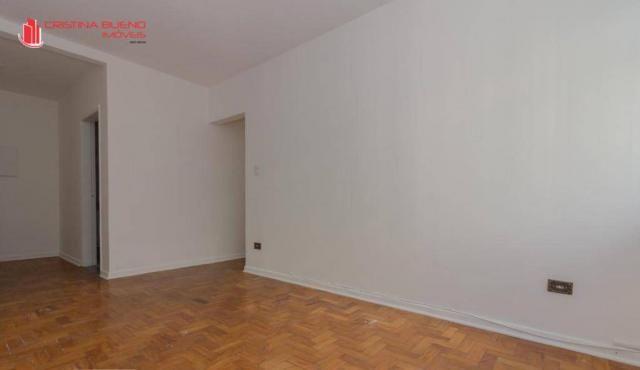 2 dorms, 1 vg, apto amplo, 74 m² - vila clementino - são paulo/sp - ap4166 - Foto 3