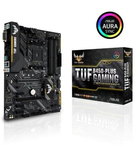 MB Asus Tuf B450-Plus Gaming (AM4)