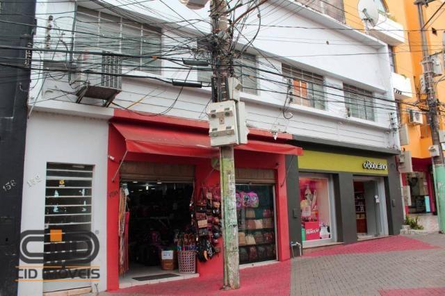 Prédio para alugar, 340 m² por r$ 3.000/mês - centro norte - cuiabá/mt