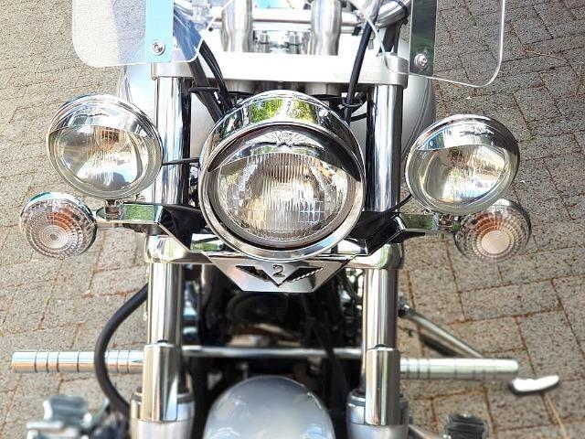 Yamaha Dragstar 650 - Foto 10
