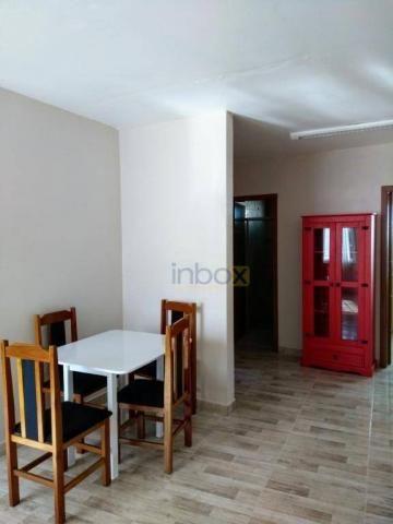 Inbox aluga: apartamento mobiliado com 2 dormitórios no bairro fenavinho - Foto 5