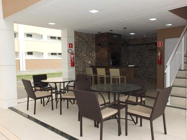 AP0276 - Apartamentos com elevador e lazer completo próximo ao Castelão - Foto 15