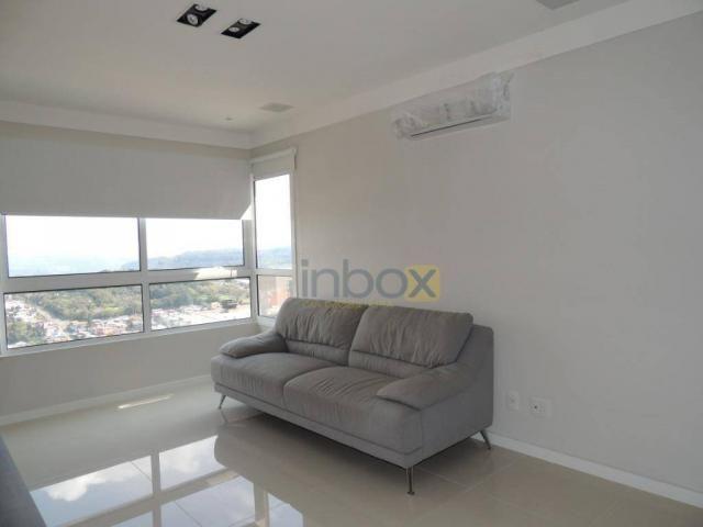Inbox aluga - excelente apartamento de 2 dorm** suíte mobiliado na cidade alta - Foto 4