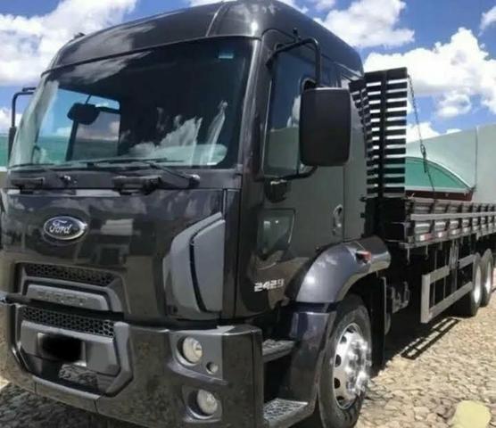 Ford Cargo 2429 Carroceria 2015 20km