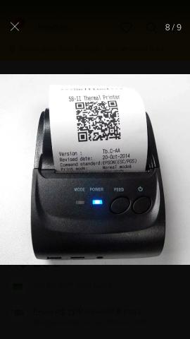 Impressora POS 58MM - Foto 2