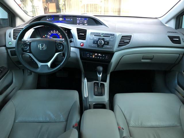 Honda Civc 2014 LXR 2.0 Automático - Foto 5