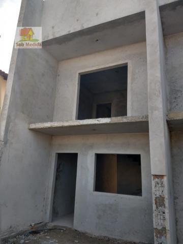 Casa à venda com 2 dormitórios em Aventureiro, Joinville cod:228 - Foto 3