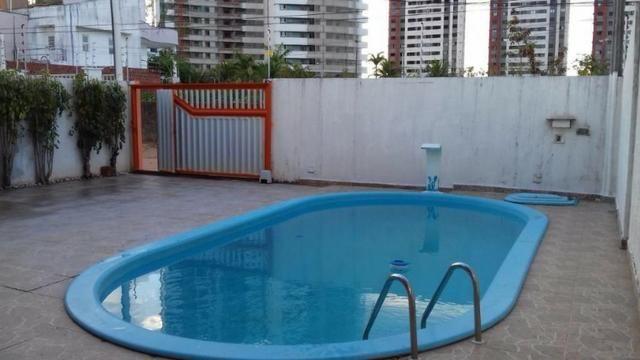 Alugo casa com 3 suites em cidade verde com piscina