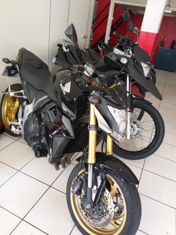 Vende-se motos até msm na promissória. ?? - Foto 6
