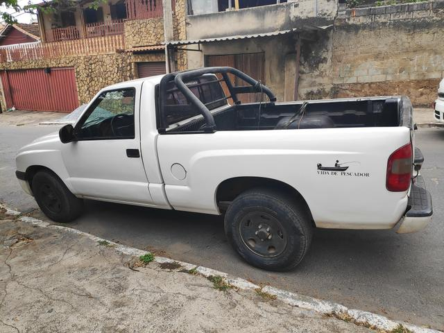 S10 Colina Cabine Simples Diesel 2.8