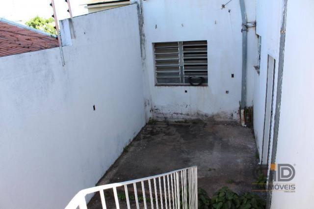 Sobrado comercial para alugar, 450 m² por r$ 4.000/mês - centro norte - cuiabá/mt - Foto 19