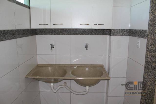 Apartamento residencial para locação, residencial jk, cuiabá. - Foto 16