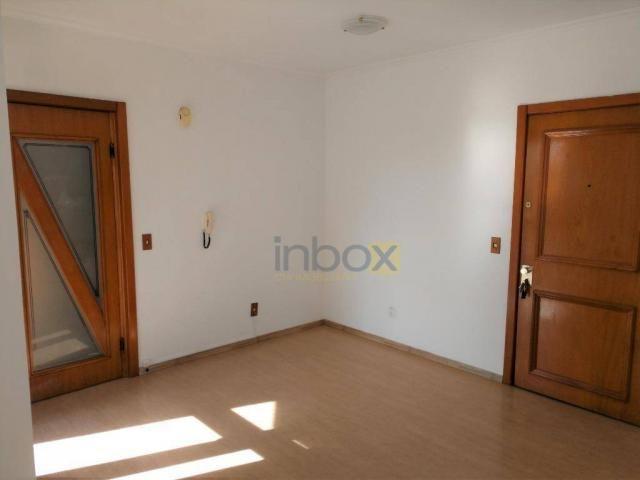 Inbox aluga: apartamento de dois dormitórios no centro; - Foto 2