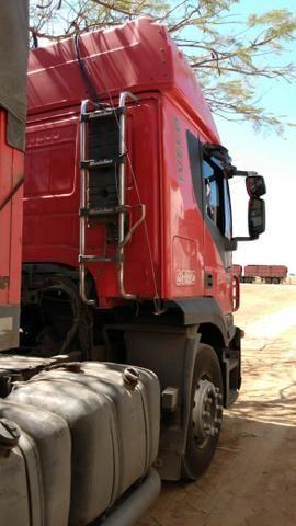 Cavalo Iveco 380 ano 2008 e carreta randon 2008 - Foto 3