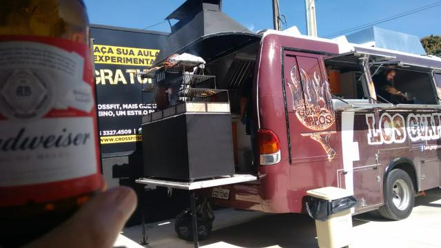 Food Truck Food Bus ( motor casa ) Vôlare W 8 - Foto 3