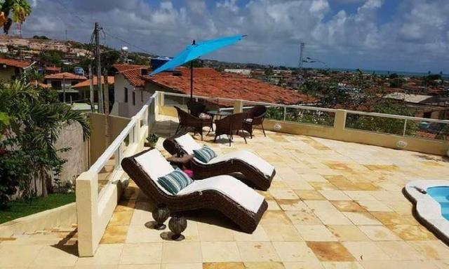 Siqueira Vende: Casa Mobiliada em Gaibu com 3 quartos com Piscina e Vista pro Mar - Foto 2