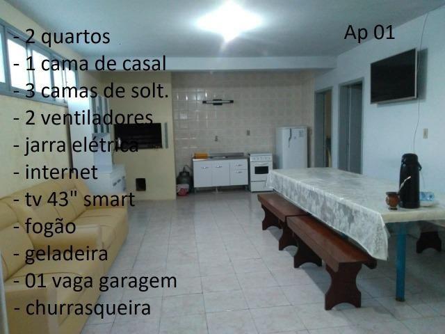 Alugo Apartamentos praia de Arambaré - tenho 01 pacote de Carnaval - Foto 2