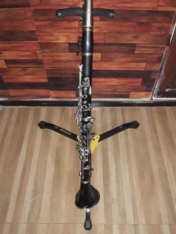 Clarinete Selmer De madeira nível profissional - Foto 4