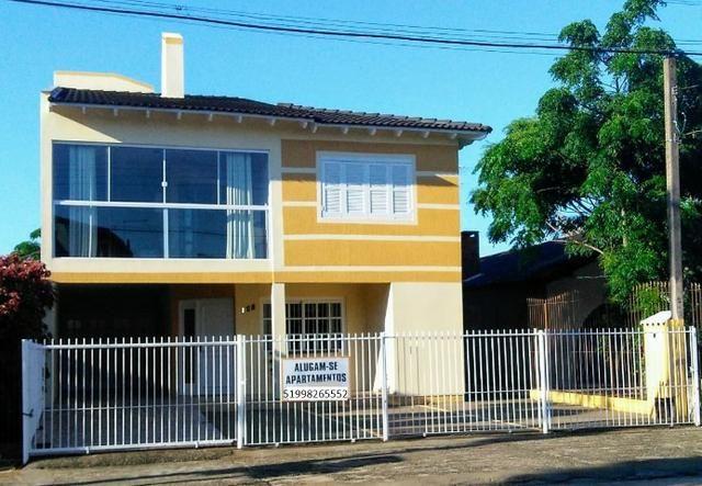 Alugo Apartamentos praia de Arambaré - tenho 01 pacote de Carnaval