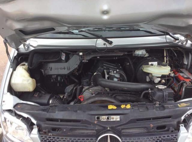Mercedes-Benz Sprinter Van 2.2 Cdi 413 Luxo Teto Alto Rd 5p - Foto 10