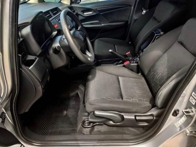 Honda Fit LX CVT 2015 AUTOMATICO 47.000KM - Foto 7