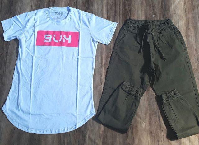 Camisas masculinas $40,00// calças masculinas $69,00