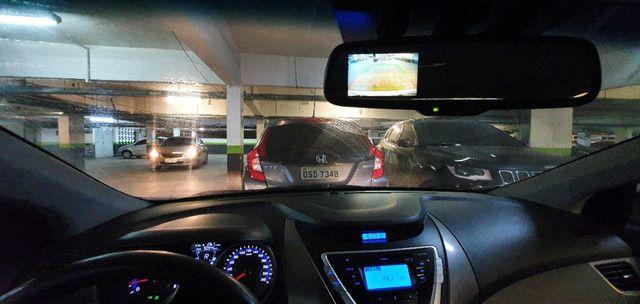 Elantra 2012 - sem pressa pra vender. Carro de garagem - Foto 11
