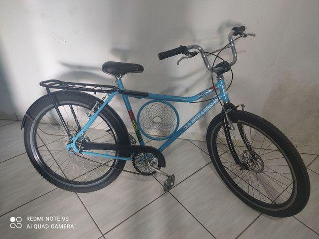 Bicicleta Monark ..