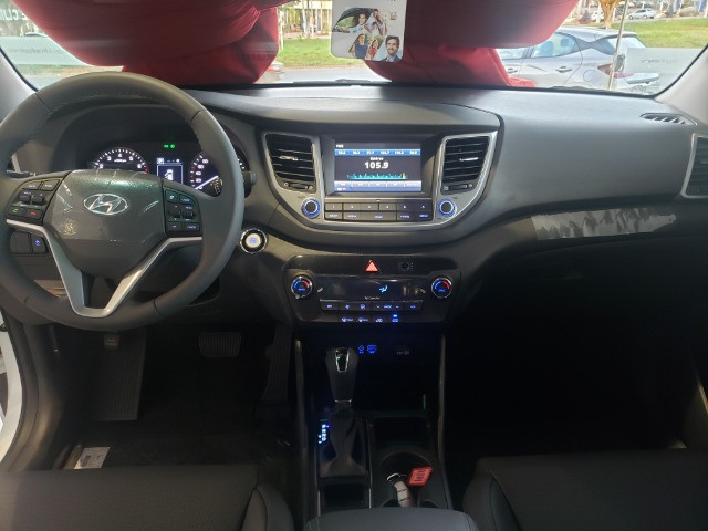 Hyundai Tucson 1.6 Turbo Automática 20/21 - Foto 10