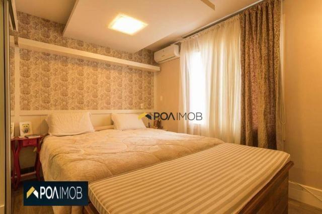 Casa com 3 dormitórios para alugar, 256 m² por R$ 3.000,00/mês - Vila Jardim - Porto Alegr - Foto 20