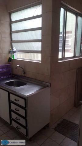 Apartamento à venda com 1 dormitórios em Aviação, Praia grande cod:507 - Foto 9