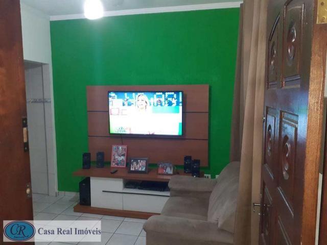 Casa à venda com 1 dormitórios em Ocian, Praia grande cod:478