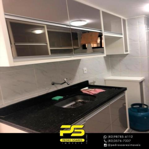 Apartamento com 2 dormitórios à venda, 59 m² por R$ 157.000 - Jardim Cidade Universitária  - Foto 5