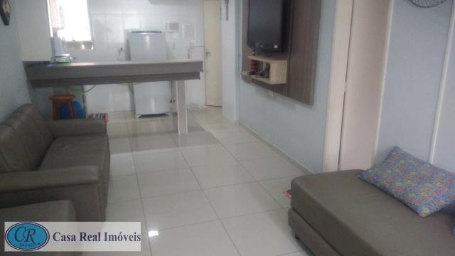 Kitchenette/conjugado à venda com 1 dormitórios em Aviação, Praia grande cod:354 - Foto 7