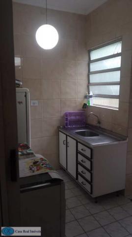 Apartamento à venda com 1 dormitórios em Aviação, Praia grande cod:507 - Foto 7