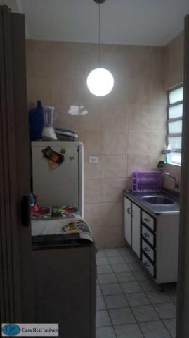 Apartamento à venda com 1 dormitórios em Aviação, Praia grande cod:507 - Foto 8