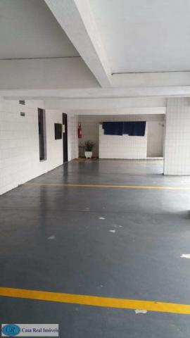 Apartamento à venda com 1 dormitórios em Guilhermina, Praia grande cod:245 - Foto 7