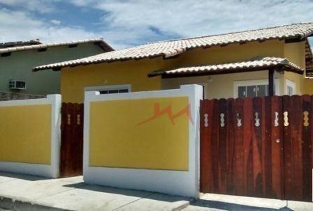 Casa com 3 quartos à venda, 70 m² por R$ 320.000 - Centro (Manilha) - Itaboraí/RJ - Foto 2
