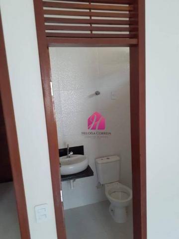 Casa com 3 dormitórios à venda, 134 m² por R$ 250.000,00 - Emaús - Parnamirim/RN - Foto 20